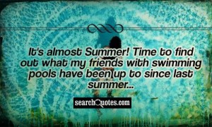 Summer Pool Quote