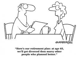 Retirement Divorce